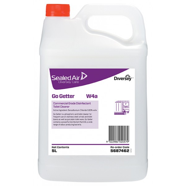 Go Getter 2x5l Washroom Cleaners Products
