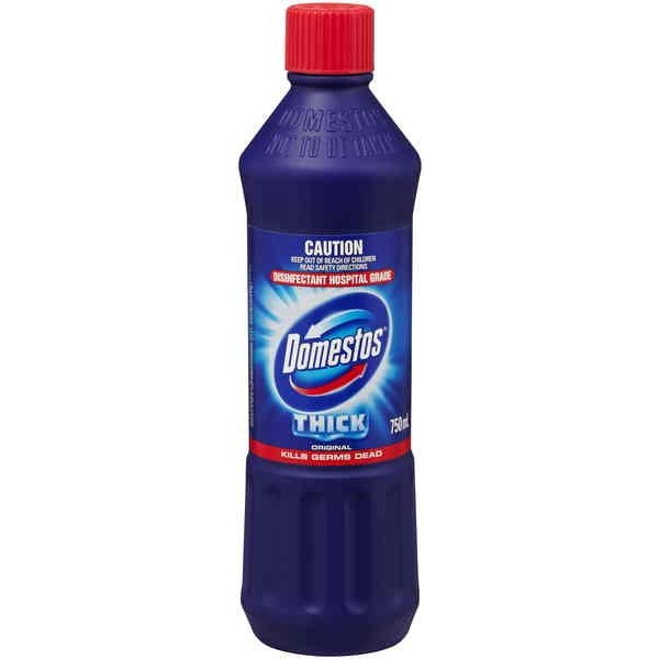 Domestos 174 Regular 6x750ml Cleaner Disinfectants Products