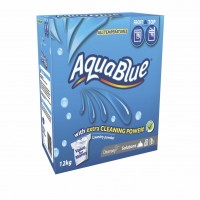 Aquablue™ Front & Top Loader Laundry Powder Box 12Kg