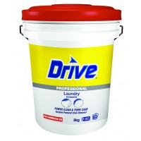 Drive® F&T Professional Laundry Powder Bucket 8Kg