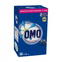 Omo Front and Top Loader Active Clean Laundry Powder 2 x 6kg