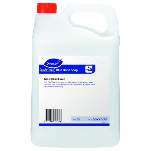 Soft Care® Blue Hand Soap 2x5L