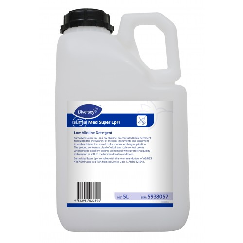 Suma ® Med Super Lph Wide Neck 2X5L