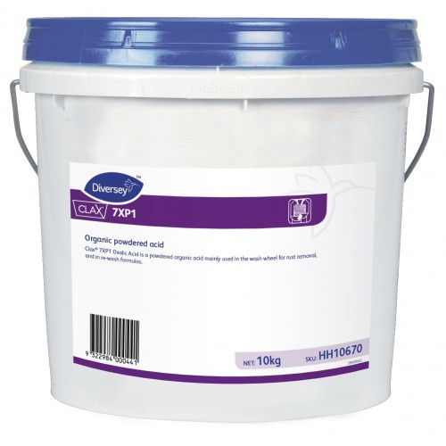 Clax® Iron Stain Remover 7Xp1 10Kg